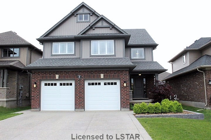 4 TANAGER PL, St. Thomas Ontario, Canada